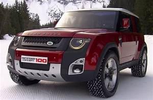 Nouveau Land Rover Defender : new land rover defender 100 concept interior nas 90 110 2015 commercial carjam tv hd 4k car ~ Medecine-chirurgie-esthetiques.com Avis de Voitures