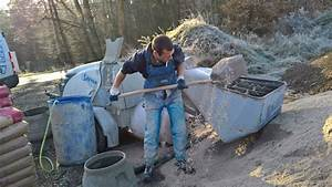 Příprava betonu