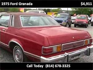 1975 Ford Granada Used Cars Cranberry PA YouTube