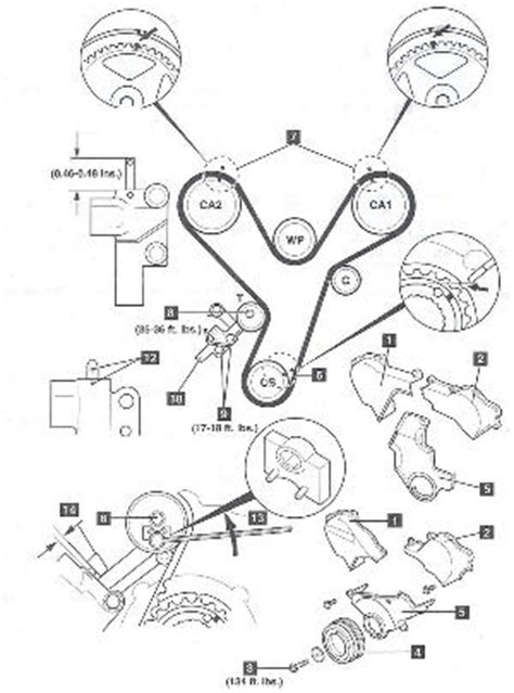 1990 Geo Prizm Engine Diagram by 96 Geo Tracker Timing Marks Wiring Diagram And Fuse Box