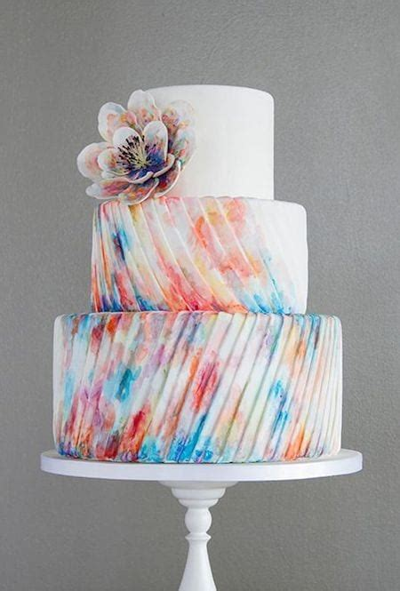 unique wedding cake inspirations   girls