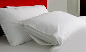 wholesale pillow now available at wholesale central With bed bug sheet protector