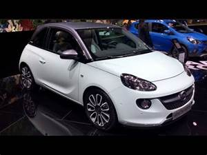 Opel Adam Unlimited : opel adam unlimited 2016 in detail review walkaround interior exterior youtube ~ Medecine-chirurgie-esthetiques.com Avis de Voitures