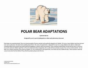 All Worksheets » Polar Bear Worksheets - Printable ...