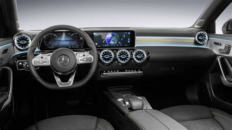 Mercedes was always a leader in innovations, and that positioned this company under spotlight where it stayed. Welcome to the interior of the new Mercedes-Benz A-Class | Top Gear