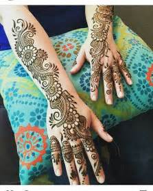Arabic Bridal Mehndi Designs For Hands 2017 (2)