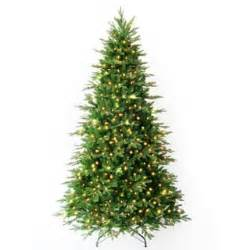 pre lit berrywood pine 7 foot artificial tree 14187748 overstock shopping
