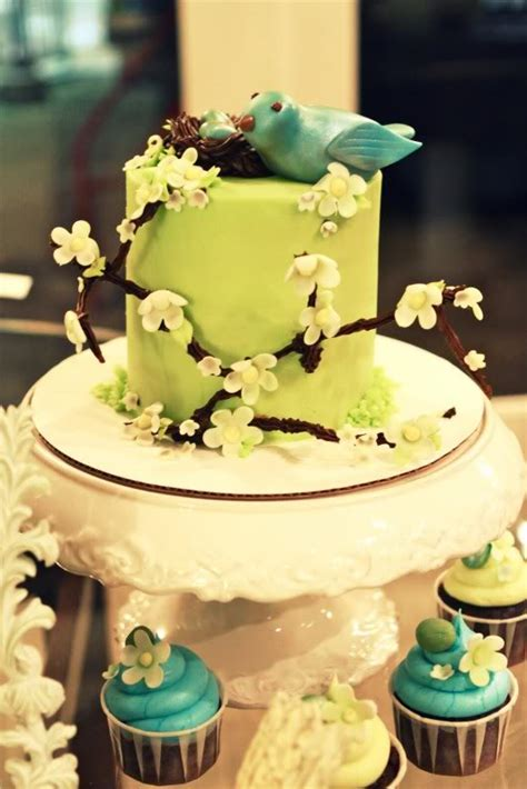 Birdie Themed Baby Shower  Baby Shower Ideas  Themes Games