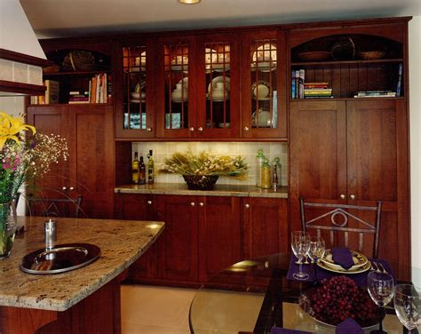 cherrywood kitchen designs cherry kitchen cabinets for more beautiful workspace 2151