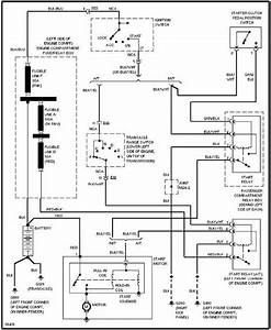 Wiring Diagram For Hyundai Excel 1998