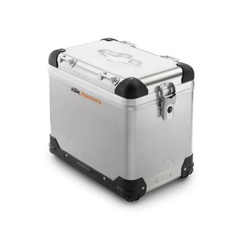 valise aluminium ktm bagagerie wolff ktm