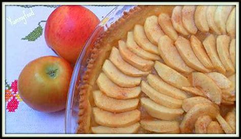 recette de tarte aux pommes p 226 te bris 233 e de christophe felder