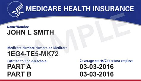 Sign up to apply for your free ehic (european health insurance card). Medicare Mailed Most New Identification Cards