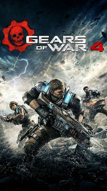 Gears War Wallpapers Iphone Ultimate Gear Edition