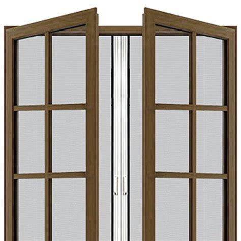 door retractable door window patio garage screens