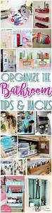 easy inexpensive do it yourself ways to organize and With how to make yourself go to the bathroom