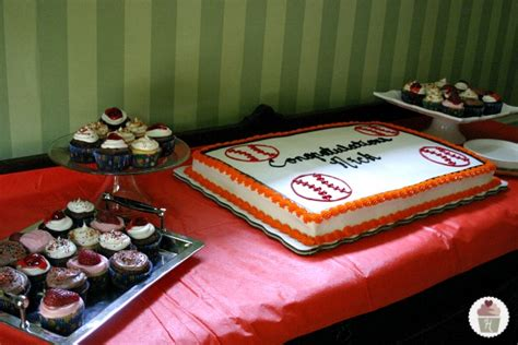 graduation cake hoosier homemade