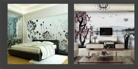 Living Room Wallpaper Design Ideas  [peenmediacom]