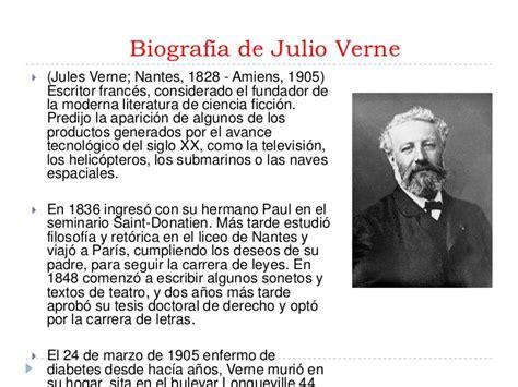 Biografia De Resumen by Vuelta Al Mundo En 80 D 237 As