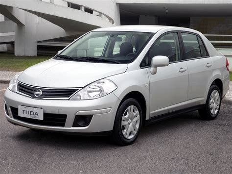 2018 Nissan Tiida Sedan Pictures Information And Specs
