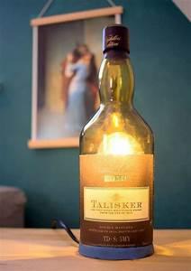Lampen Selber Bauen Zubehör : es werde licht lampe aus flaschen selbst machen handmade kultur ~ Sanjose-hotels-ca.com Haus und Dekorationen