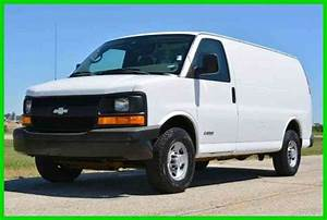Chevrolet Express  2005    Van    Box Trucks