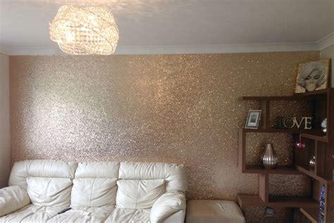 champagne glitter walls glitter bedroom glitter wall