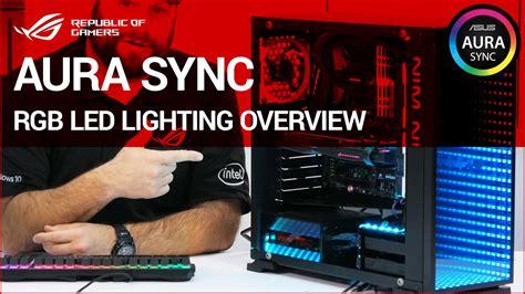 Sync Lights by Aura Sync Lighting Synchronization