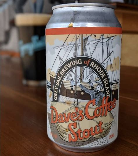 Dave's coffee retail and wholesale coffee roasters. Grey Sail Brewing - Grey Sail Dave's Coffee Stout 6 Pack Cans - The Grapevine