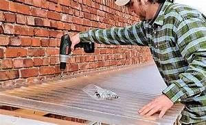 Terrassenüberdachung Günstig Selber Bauen : terrassen berdachung selber bauen terrasse balkon bild 16 ~ Frokenaadalensverden.com Haus und Dekorationen