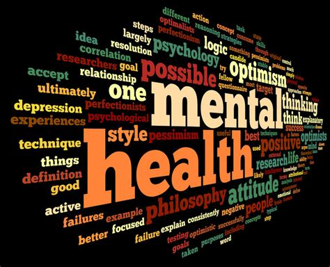 approach  mental health  resources sector