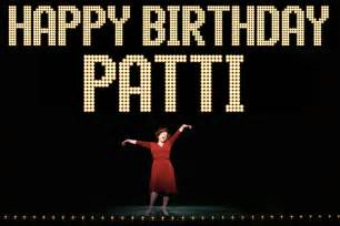 Happy Birthday Patti