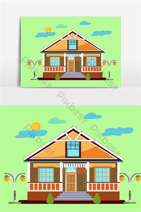 24+ Gambar Kartun Bentuk Rumah Gambar Kartun Mu