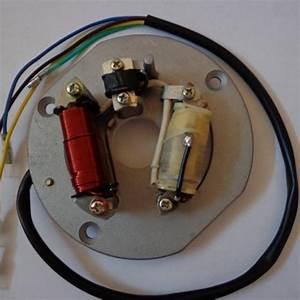 Honda Fl250 Odyssey Cdi Ignition Stator 81