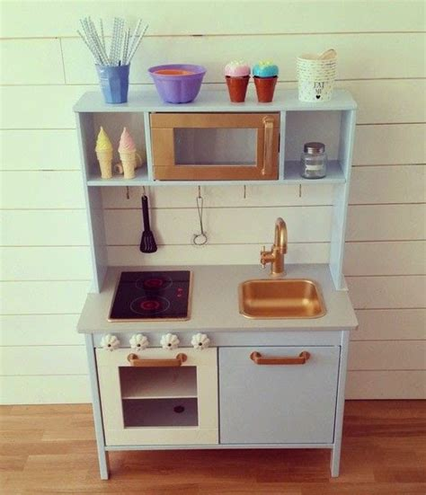 Mommo Design Ikea Play Kitchen Makeovers