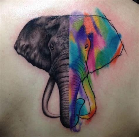 exceptional elephant tattoo designs ideas tattooblend