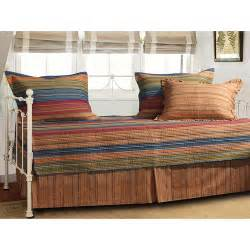 global trends boho stripe daybed set walmart com