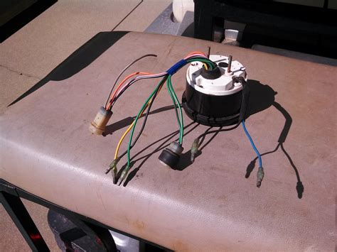 Yamaha Tachometer Wiring Help The Hull Truth Boating