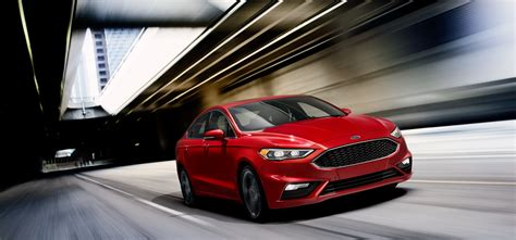 2020 Ford Fusion Redesign Cancelled, Declining Sales Are