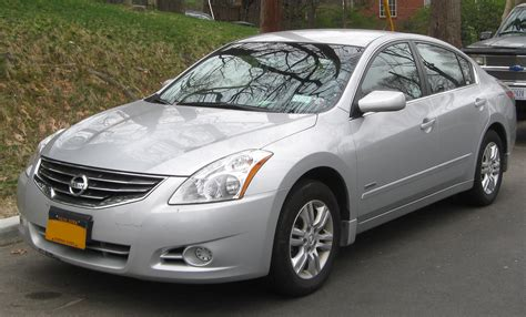 nissan altima hybrid price modifications pictures