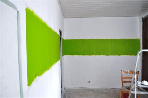 peinture verte chambre chez les amoureux chambre de bébé a peinture terminée