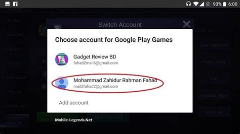 Fix To Can Not Switch Account Error 2019