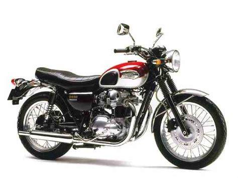 20002001 Kawasaki W650 Brit Done Better? Classic