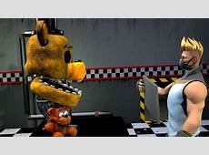 Fortnite in Five Nights at Freddy's YouTube