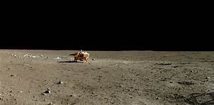 Chang'e 3 lander in the distance | The Planetary Society