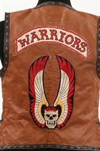 "Michael Beck signature ""Swan"" Warrior vest from The Warriors"
