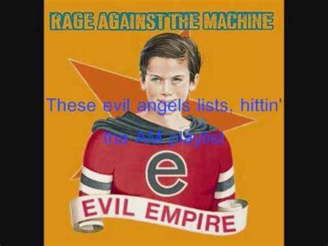 Best Rage Against The Machine Songs List   Top Rage ...