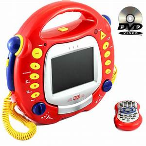 Kinder Mp3 Player : kinder karaoke dvd mp3 divx cd player mit 5 034 lcd display fernbedienung tragbar ebay ~ Sanjose-hotels-ca.com Haus und Dekorationen