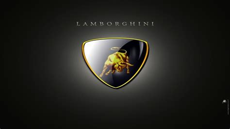 lamborgini logo wallpapers wallpaper cave