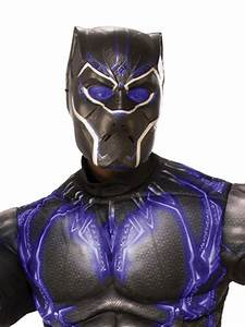 Black, Panther, Deluxe, Battle, Costume, For, Adults